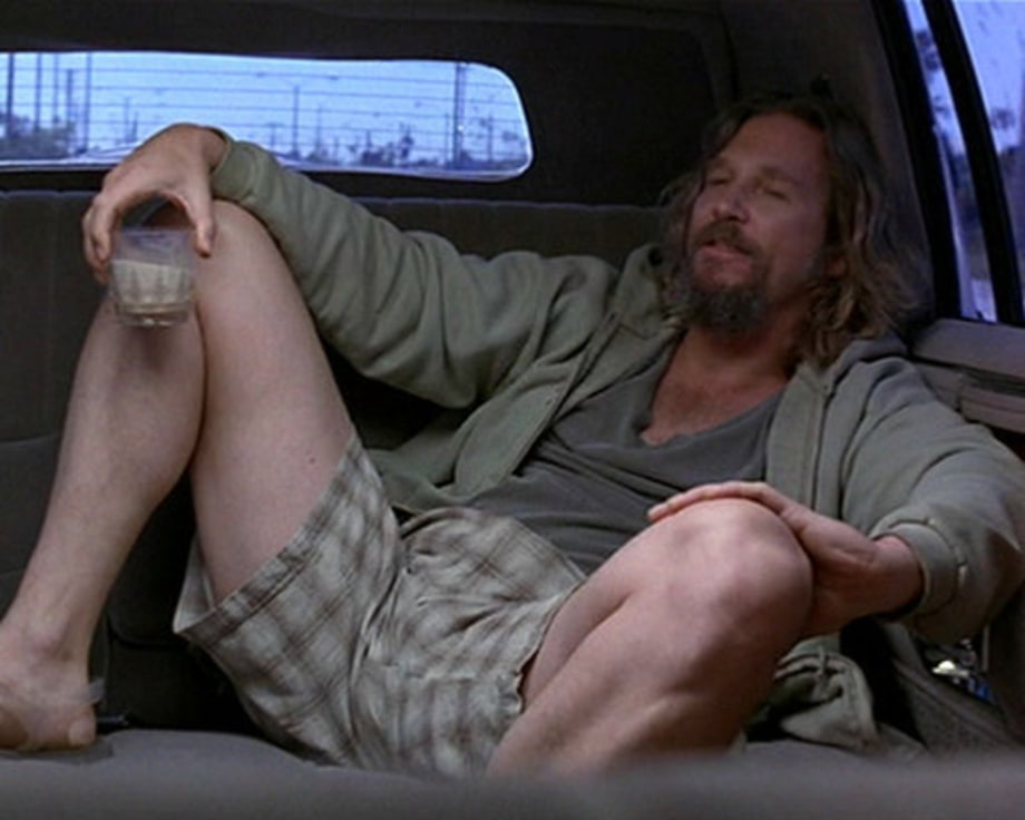 LEBOWSKI: Dude in the limo with a white russian