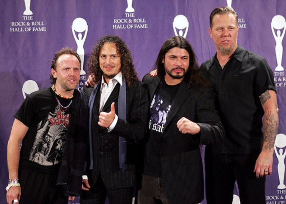 2006: Rock Hall of Fame