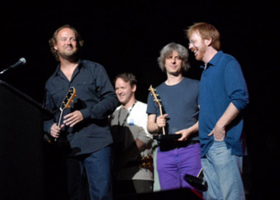 Jammy Awards 2008: Phish