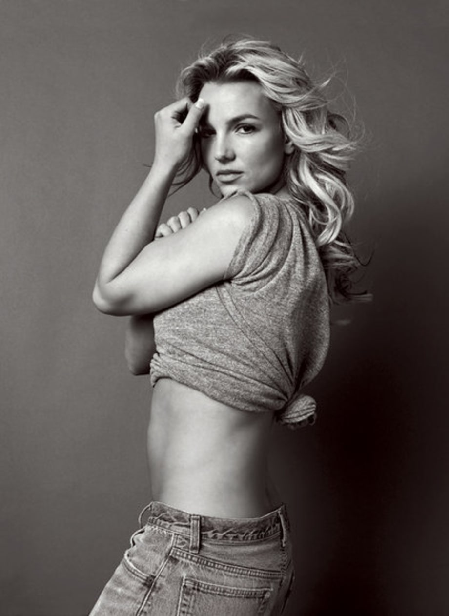 1067: Cover Shoot: Britney Spears