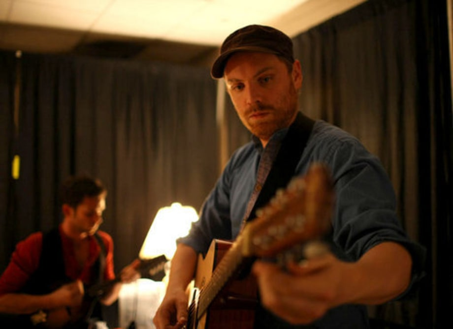 COLDPLAY ON THE ROAD: BACKSTAGE