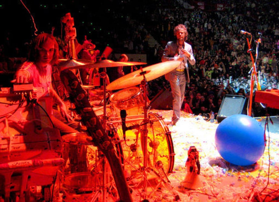 NYE 2008: Flaming Lips