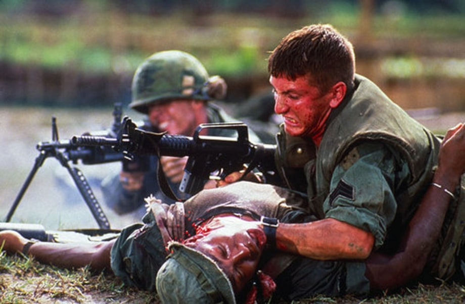 Sean Penn Movies: 1989: Casualties of War