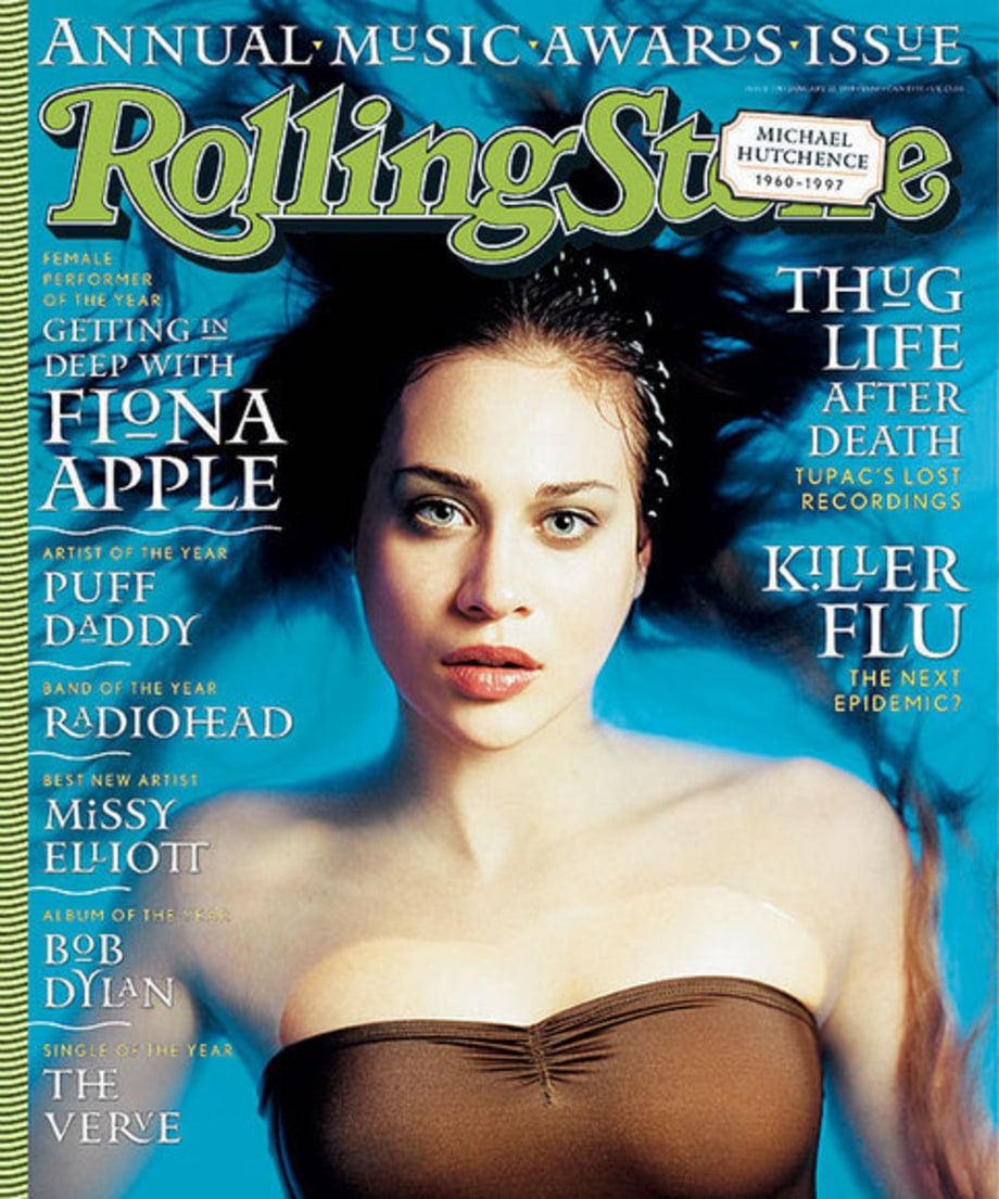 Sexy Covers: 778: Fiona Apple