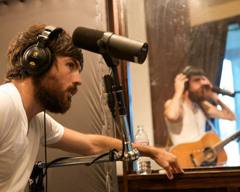 In the Studio - SAP 2009: AVETT BROTHERS