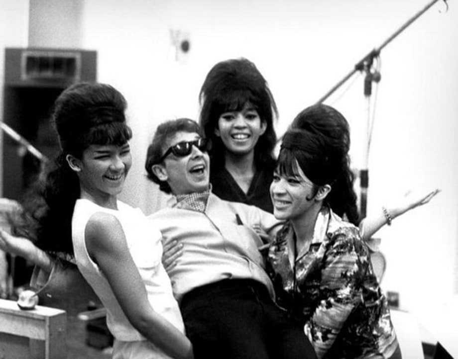 Phil Spector Vintage: 1963: With The Ronettes