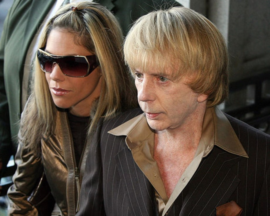 Phil Spector: 04/24/07- jury selection
