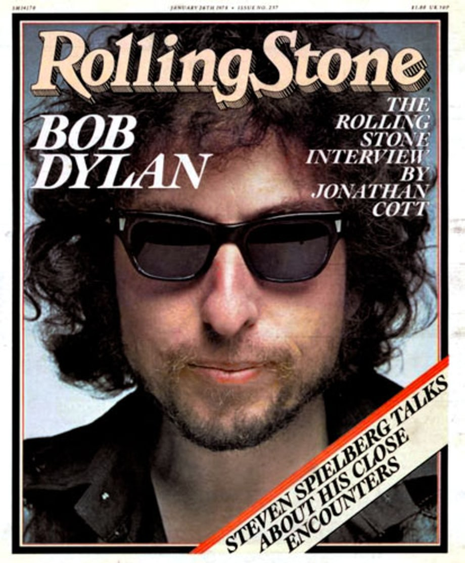 January 26, 1978 | Bob Dylan on the Cover of Rolling Stone