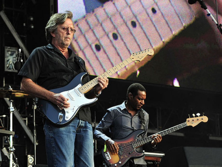 Eric Clapton and Steve Winwood Tour: Clapton 2008