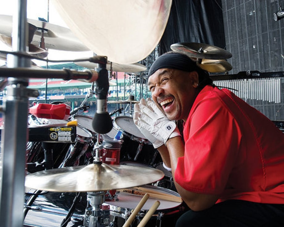 Dave Matthews Band on the Road: Carter Beauford