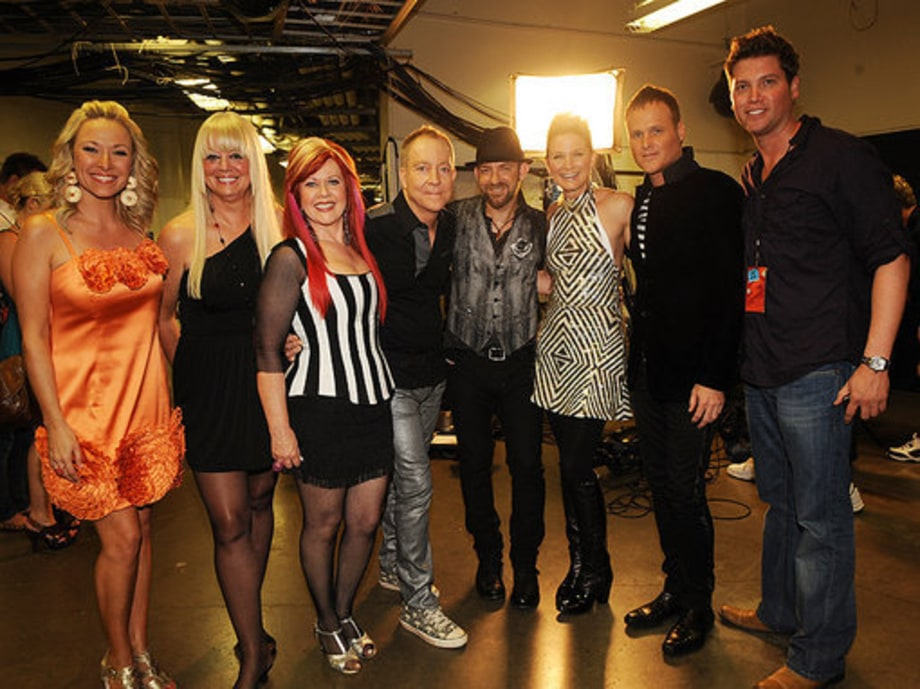 CMT Awards 2009: b52 and sugarland