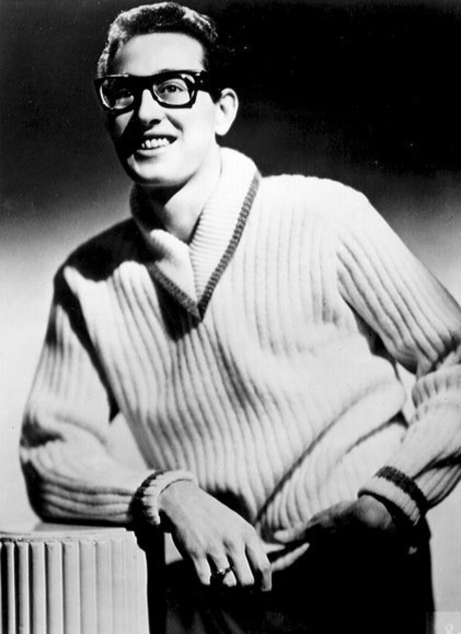 Sweaters: Buddy Holly
