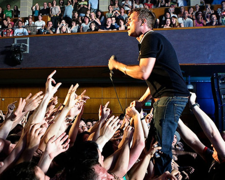 Best of Live: June 26, 2009: Blur