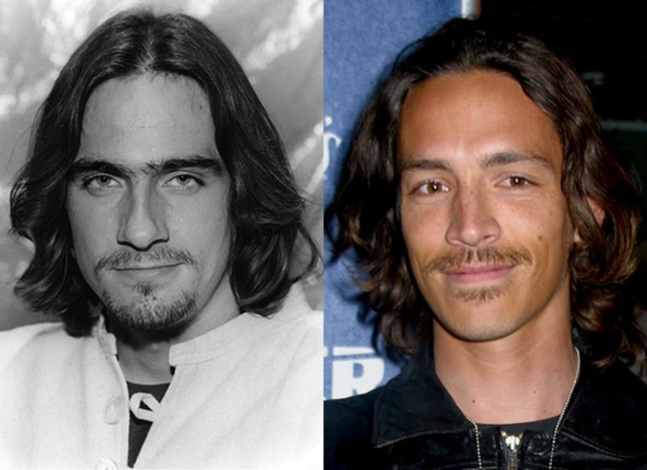 James Taylor and Brandon Boyd