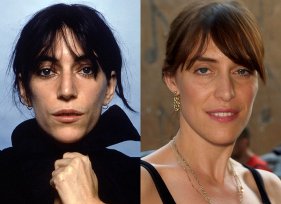 Patti Smith and Feist