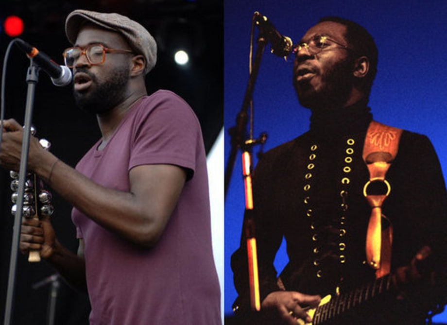 Rock-A-Like: TV On the Radio and Curtis Mayfield