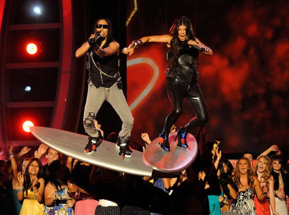 BEST OF LIVE: August 14, 2009: Black Eyed Peas