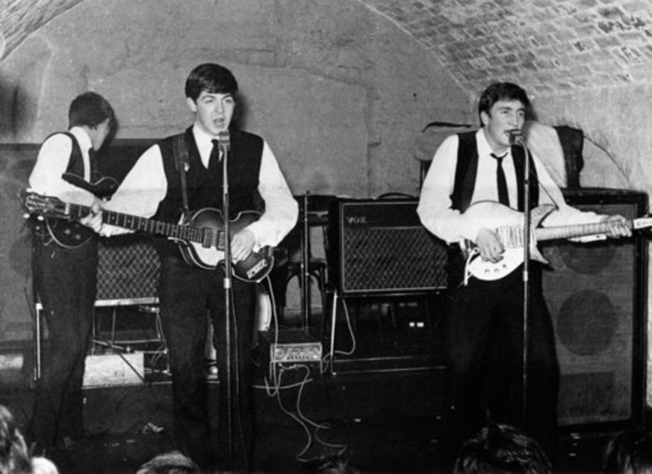 Beatles Timeline: 1962: Cavern with Ringo