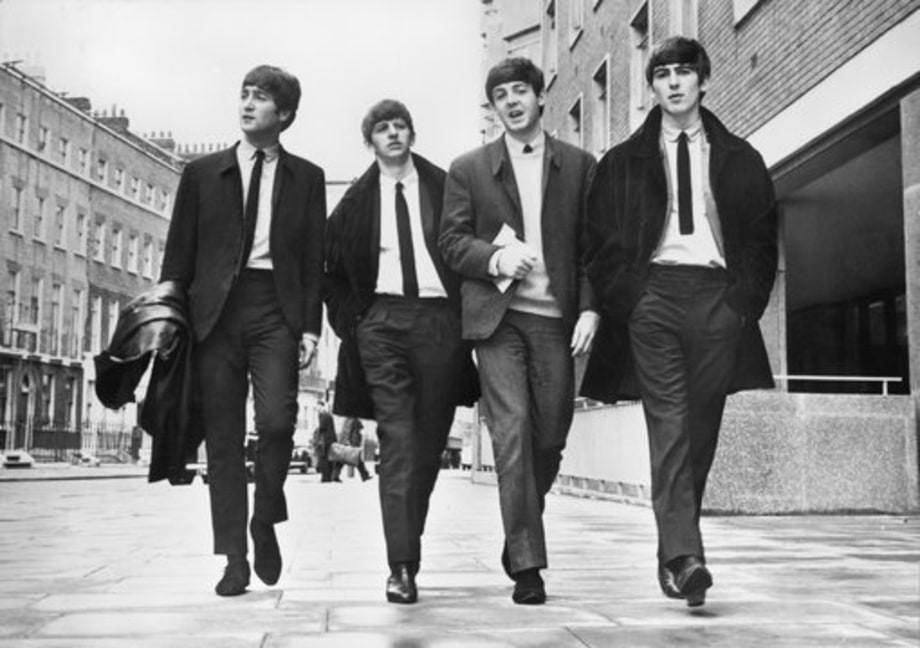 Beatles Timeline: 1964: streets of london