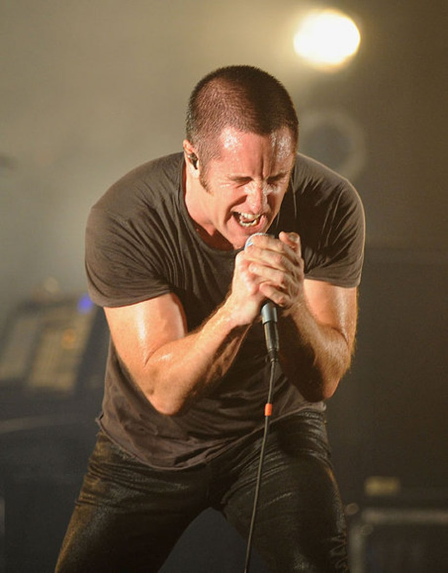 NIN FINAL SHOW: get low scream