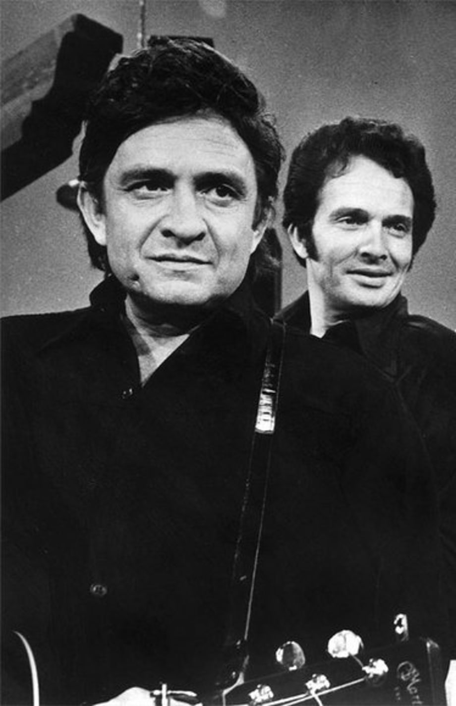 Merle Haggard: 1963: Johnny Cash