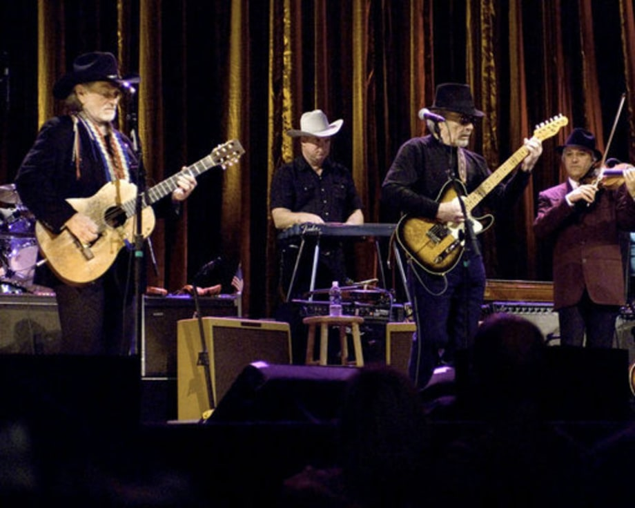 Merle Haggard: 2007: With Willie