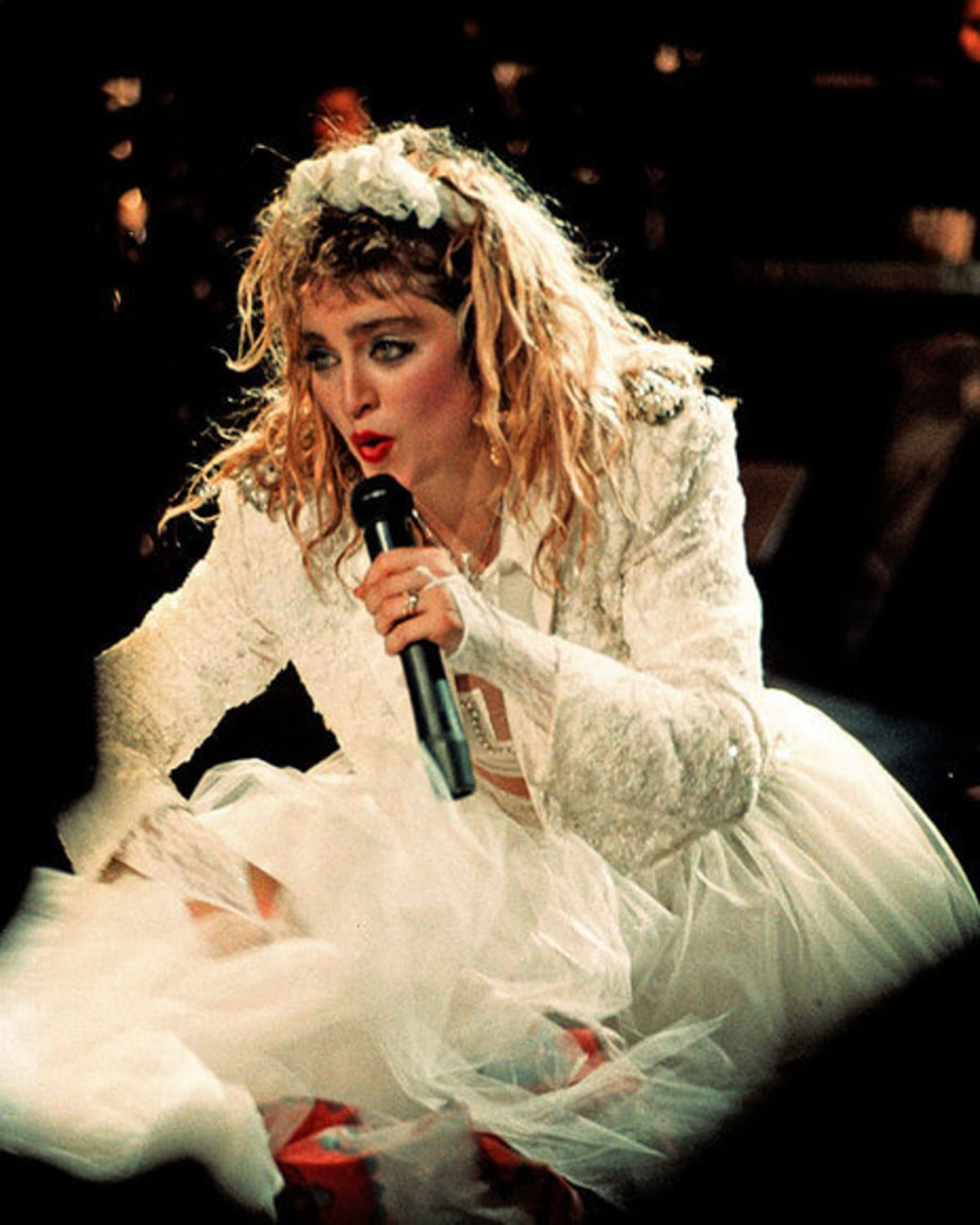 madonna 1985 virgin tour - photo #25