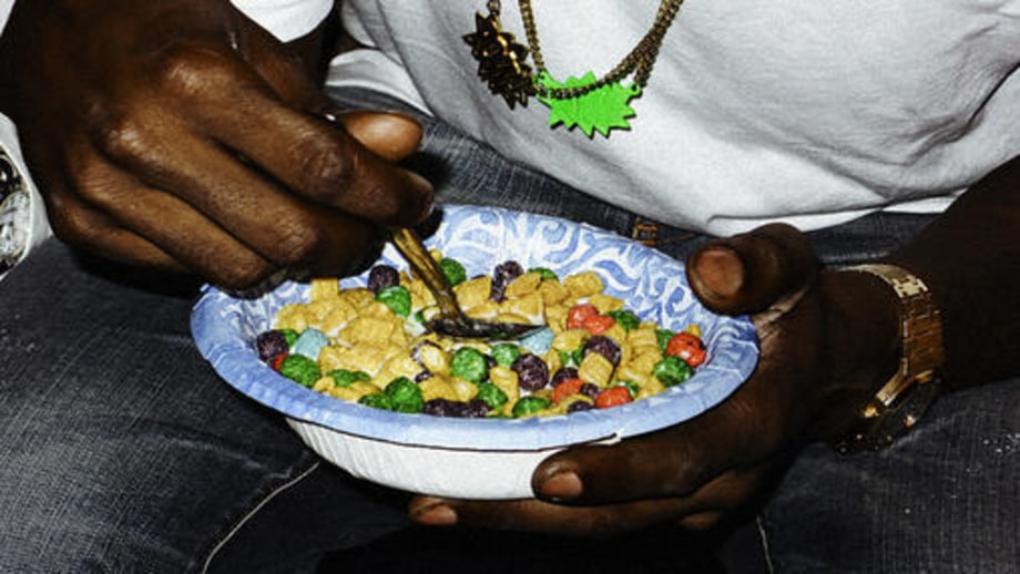 Kanye West Glow In The Dark: Cereal