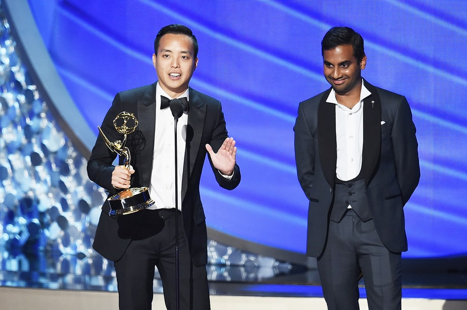 Best: 'Master of None' Wins for Writing for a Comedy Series