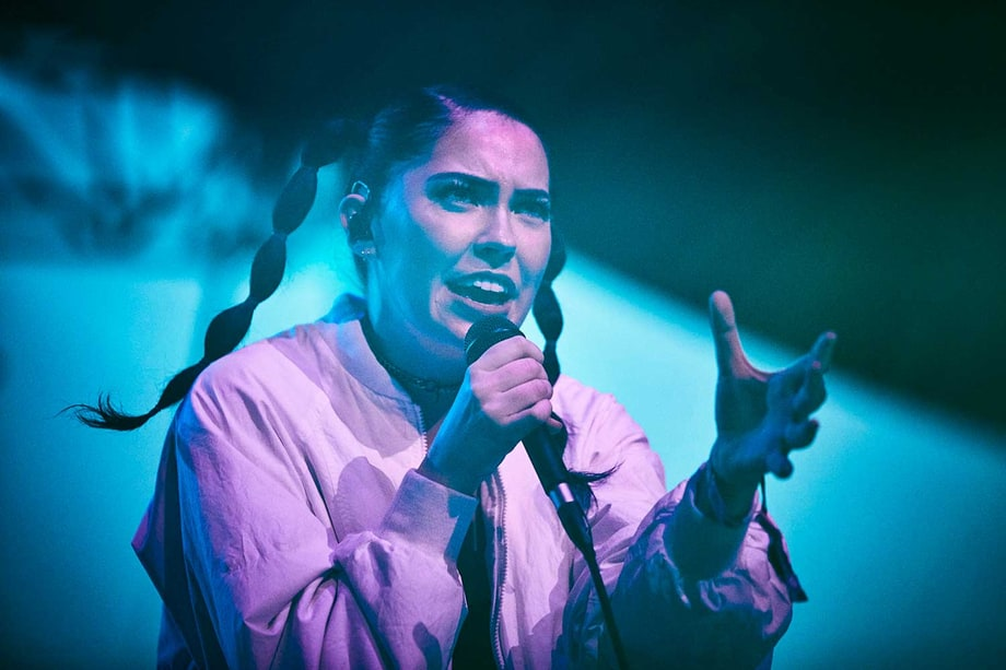 Bishop Briggs 15 Best Things We Saw At Coachella 2017 S