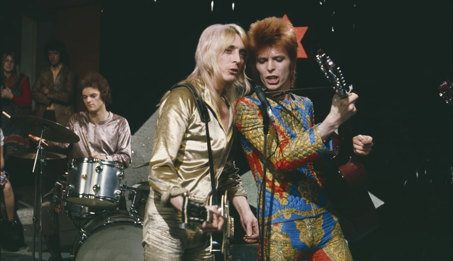 david bowie u0026 39 s ziggy stardust and the spiders from mars world tour