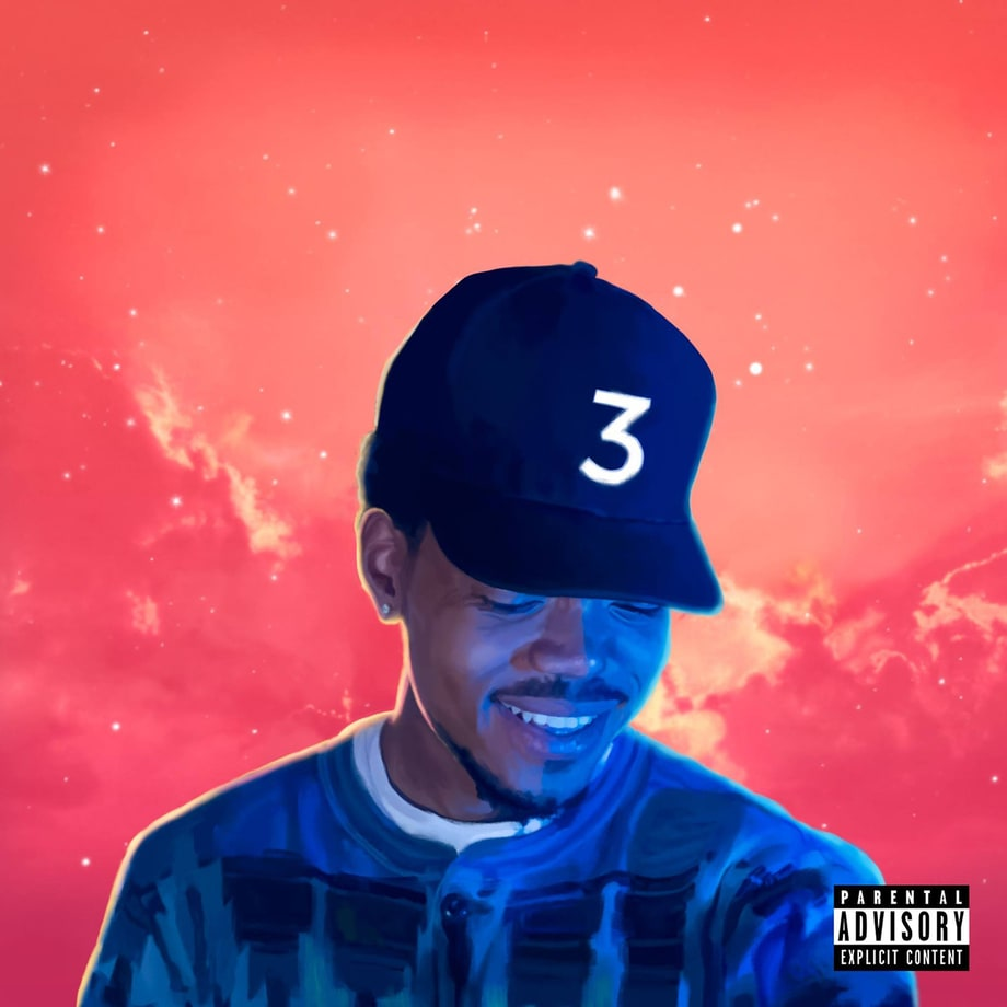 Chance the Rapper, 'Coloring Book'