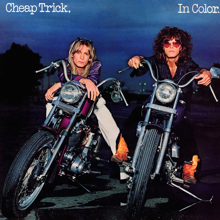 Cheap Trick, 'In Color'