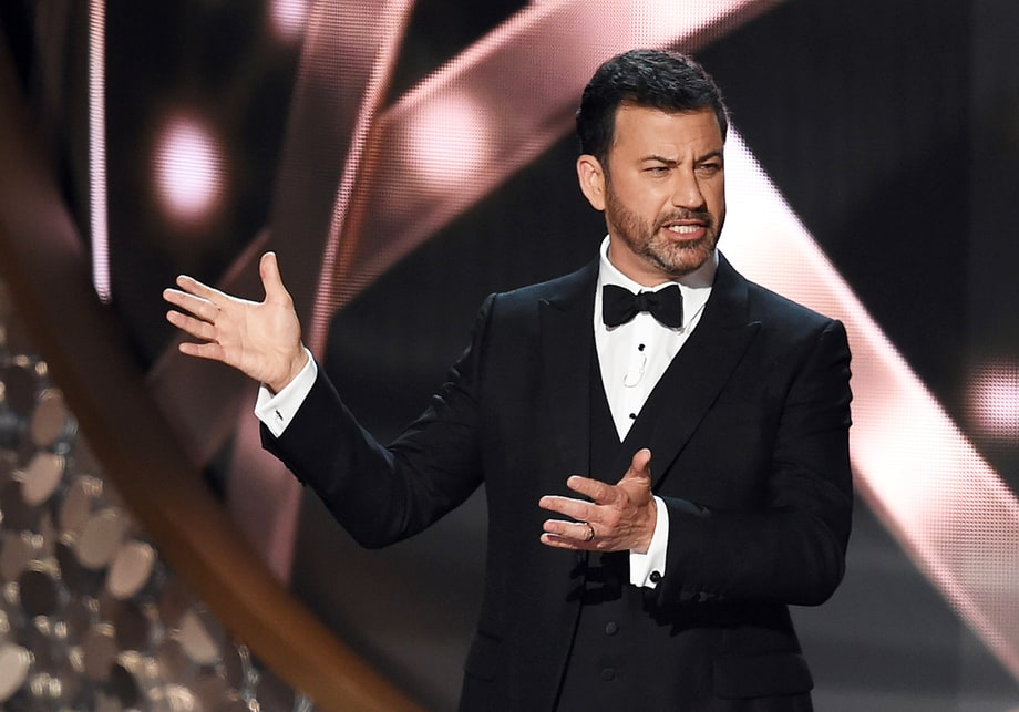Worst: Jimmy Kimmel's Hosting Job