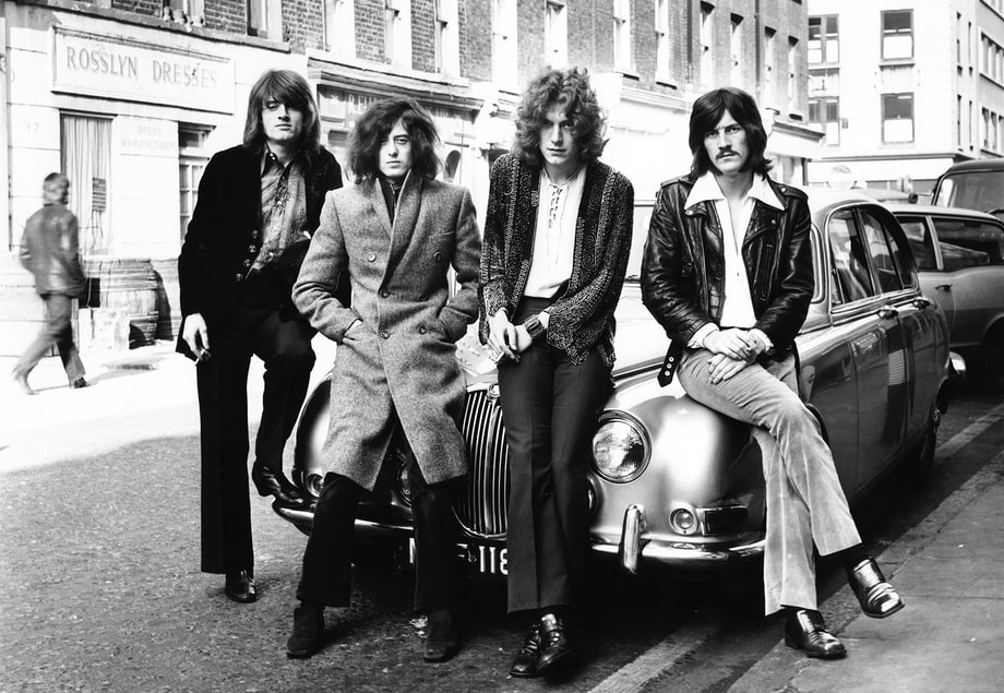 Led Zeppelin: Complete Album-By-Album Guide