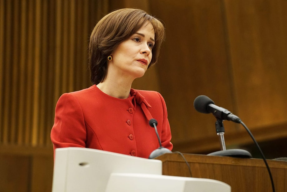 Marcia Clark, 'The People v. O.J. Simpson: American Crime Story'