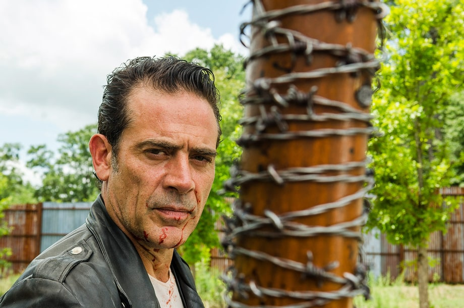 Negan, 'The Walking Dead'