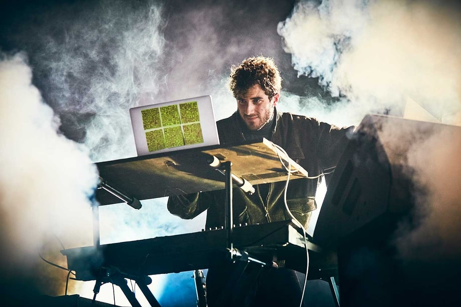 How Much Ram Do I Need >> Nicolas Jaar | 15 Best Things We Saw at Coachella 2017's ...