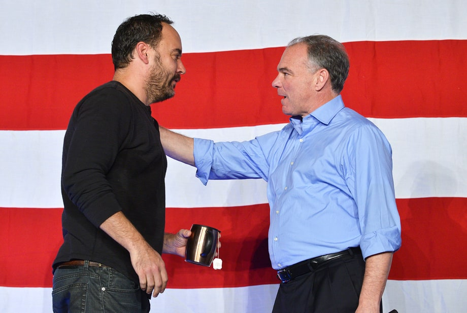 Tim Kaine's Musical Obsessions: Senator Goes Deep on Top 5 Artists