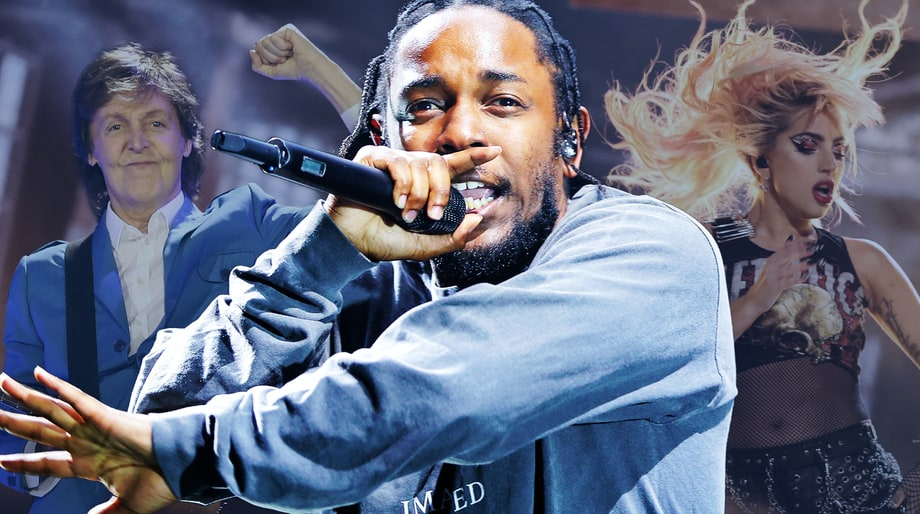 Summer 2017's Hottest Tours: Kendrick Lamar, Lady Gaga, Metallica and More