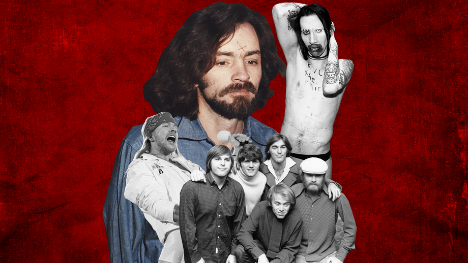 Charles Manson's Musical Legacy: A Murderer's Words in 9 Tracks