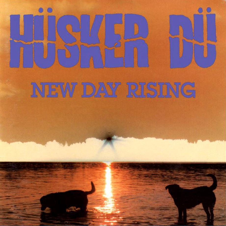 Hüsker Dü, 'New Day Rising'