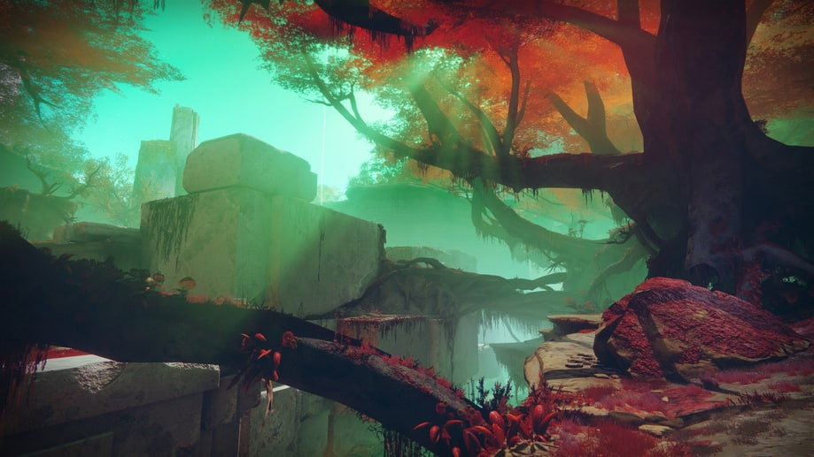 Destiny 2 Environment (Nessus)