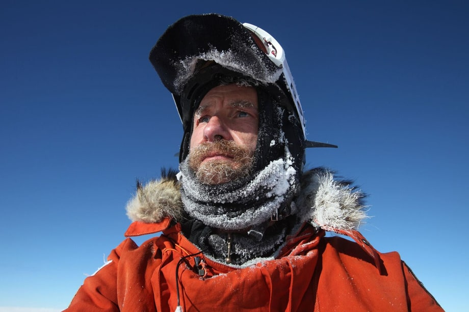 Adventurer Sebastian Copeland's Fitness Philosophy