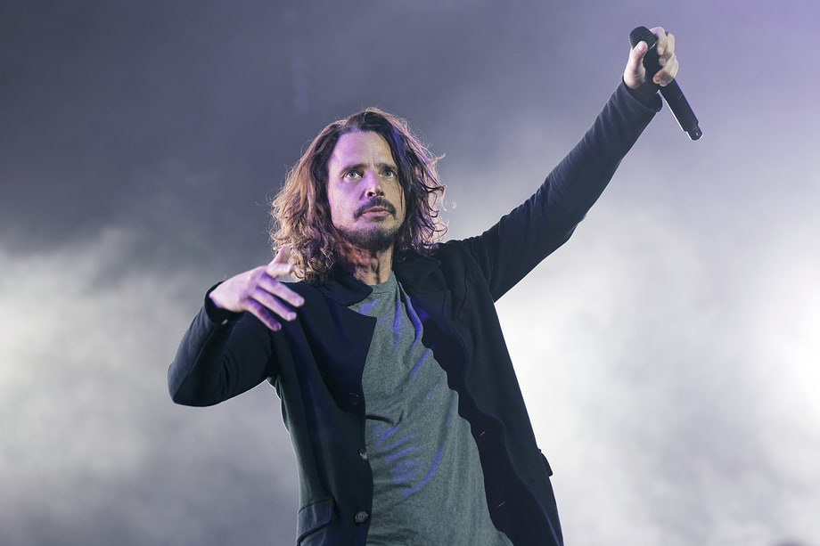 Image result for chris cornell detroit show
