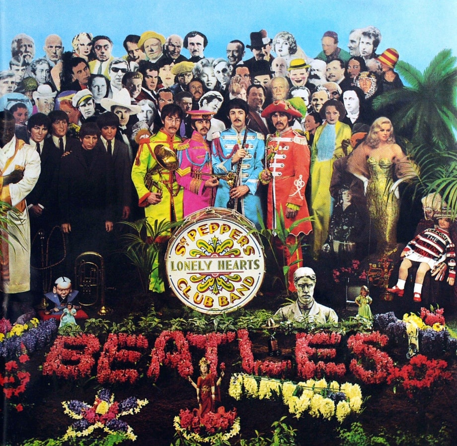 The Beatles, 'Sgt. Pepper's Lonely Hearts Club Band'
