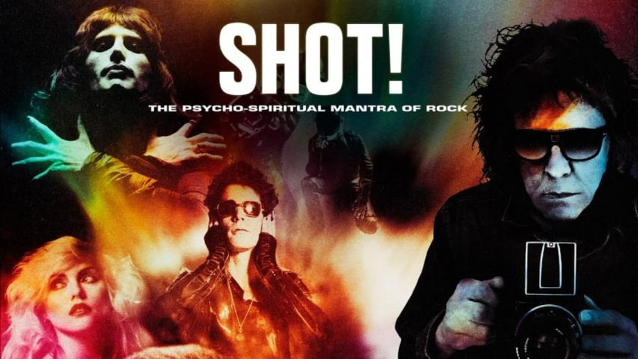 Weds, 4/12: Shot! The Psycho-Spiritual Mantra Of Rock (iTunes)