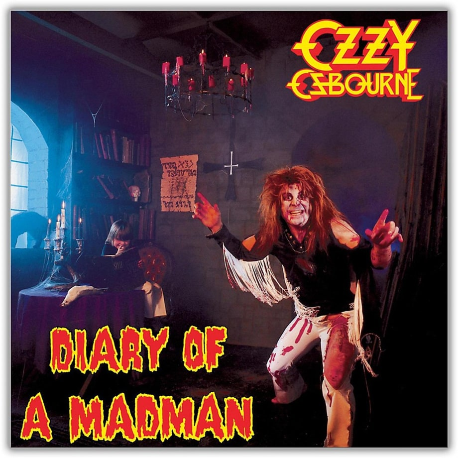 ozzy osbourne 39 diary of a madman 39 1981 slayer 39 s kerry king my 10 favorite metal albums. Black Bedroom Furniture Sets. Home Design Ideas
