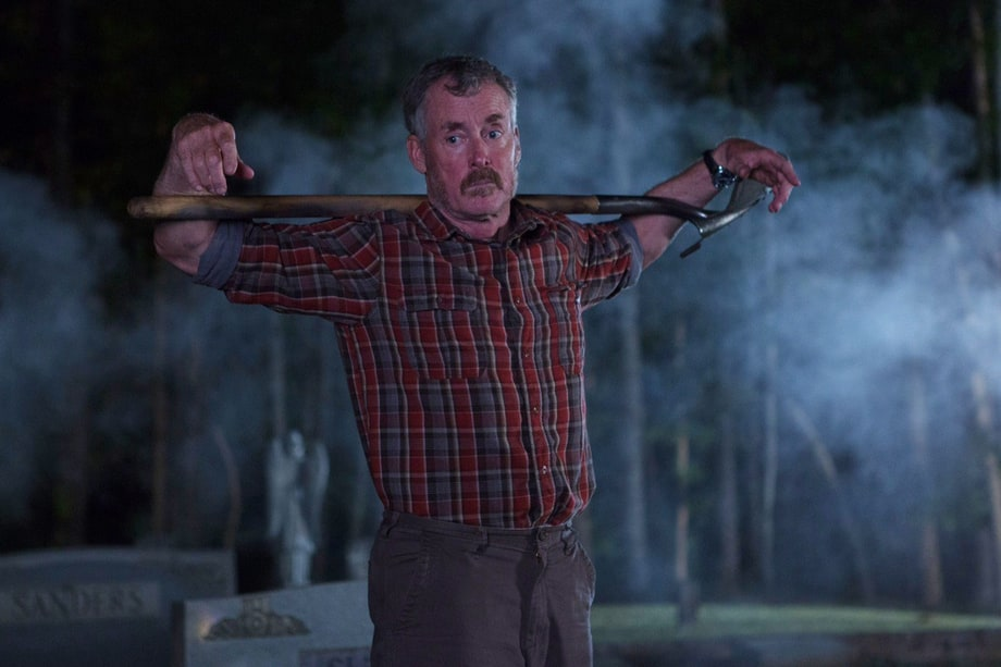 Mon 10/31: 'The Shining' and 'Stan Against Evil' (IFC)