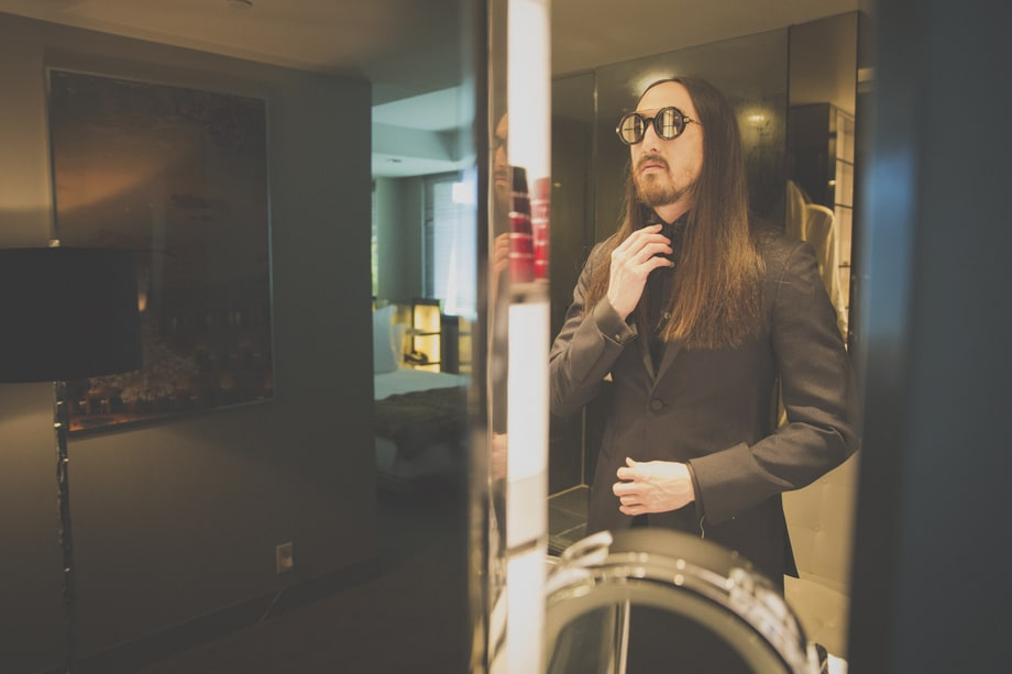 Steve Aoki's Big Grammy Night: Go Behind the Scenes
